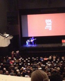03.05.2017 DOK.FEST ERÖFFNUNG im Deutschen Theater